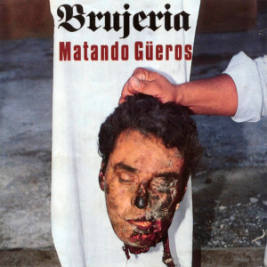 """Brujeria - Matando Güeros 4x4"""" Color Patch"""