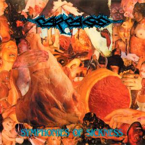 "Carcass - Symphonies of Sickness 4x4"" Color Patch"