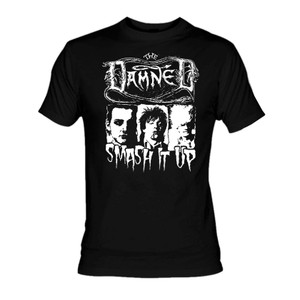 The Damned - Smash it Up T-Shirt