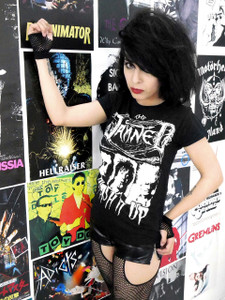 The Damned - Smash it Up Blouse T-Shirt