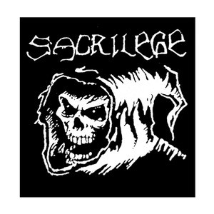 "Sacrilege - Reaper 6x6"" Printed Patch"
