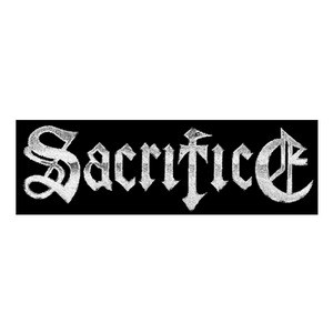 "Sacrifice - Logo 6x2"" Printed Patch"
