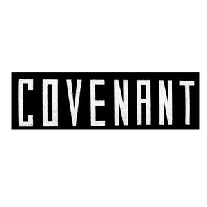 "Covenant - Logo 8x4"" Printed Patch"