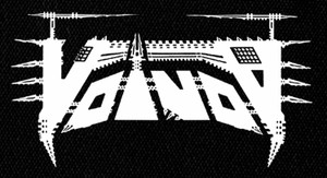 "Voivod - Logo 6x4"" Printed Patch"
