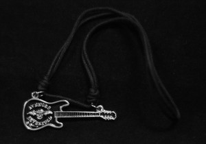 Avenged Sevenfold Guitar Necklace