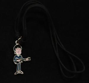 John The Beatles Necklace