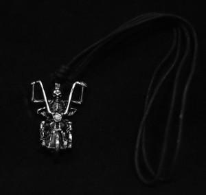 Skull Rider Necklace