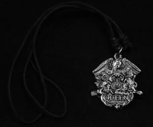 Queen Lion Logo Necklace