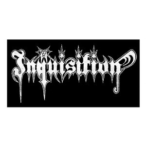 "Inquisition - Logo 6x3"" Printed Patch"