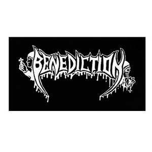 "Benediction - Logo 6x3"" Printed Patch"