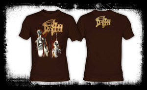 Death - Human Brown T-Shirt
