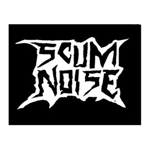 "Scum Noise - Logo 5x4"" Printed Patch"