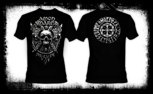 Amon Amarth - Skull T-Shirt
