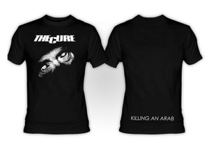 The Cure - Killing an Arab T-Shirt