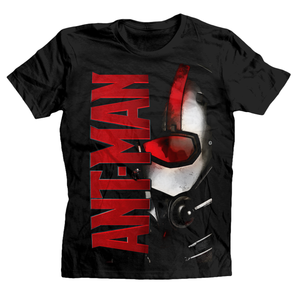 Ant-Man Black T-Shirt