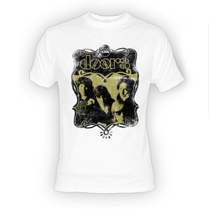 The Doors - Vintage Picture T-Shirt