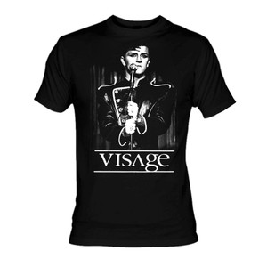 Visage - Night Train T-Shirt
