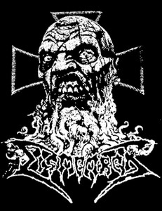 "Dismember - Zombie 5x6"" Printed Patch"
