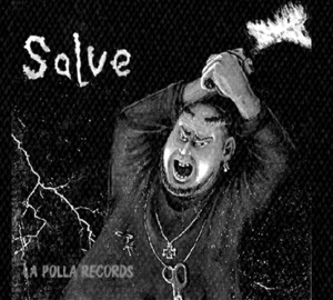 "La Polla Records - Salve 5x5"" Printed Patch"
