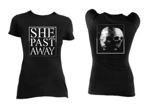 She Past Away Blouse T-Shirt
