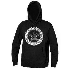 Sisters of Mercy - A Slight Case of Overbombing Hooded Sweatshirt