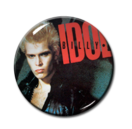 "Billy Idol 2.25"" Pin"
