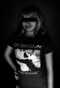 Joy Division - Love Will Tear Us Apart Blouse T-Shirt