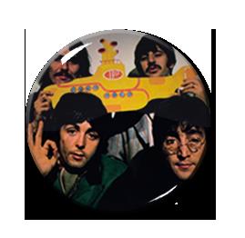 "The Beatles - Yellow Submarine 2.25"" Pin"