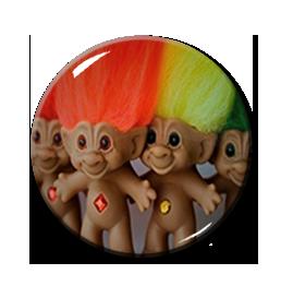 """Troll Dolls 2.25"""" Pin"""