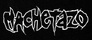"Machetazo - Logo 3x6"" Printed Patch"