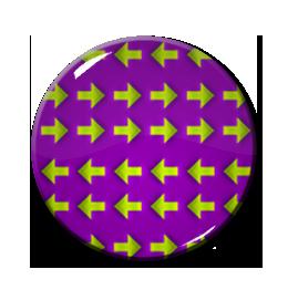 """Arrow Pattern 2.25"""" Pin"""