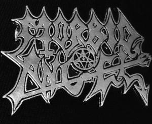 """Morbid Angel - Logo 2"""" Metal Badge Pin"""