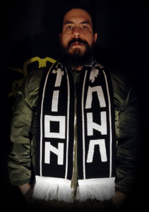 "VNV Nation - 58x9"" Knitted Scarf"