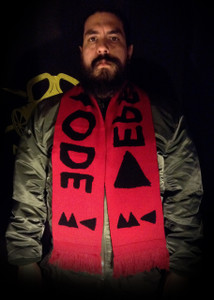 "Depeche Mode - 58x9"" Knitted Scarf"
