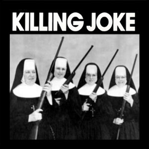 "Killing Joke Nuns 4x4"" Printed Sticker"