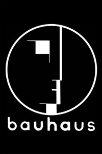 "Bauhaus 4x6"" Printed Sticker"