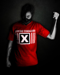 Suicide Commando - Come on and Hate Me T-Shirt
