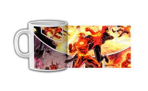 Flash vs Reverse-Flash Coffee Mug
