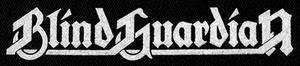 "Blind Guardian - Logo 7x2"" Printed Patch"