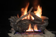 """Driftwood 24"""" - Gas Logs Only (no burner included)"""