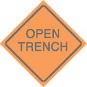 (C27) OPEN TRENCH - 24X24 CB