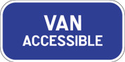 R7-8B VAN ACCESSIBLE SIGN