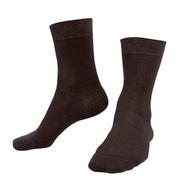 Short 9%  Silver Sock