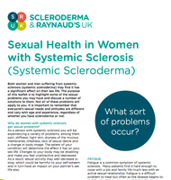 Sexual Health in Women with Systemic Sclerosis
