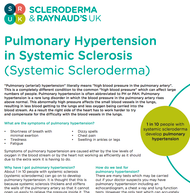 Pulmonary Hypertension in Systemic Sclerosis