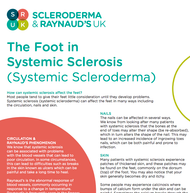 The Foot in Systemic Sclerosis