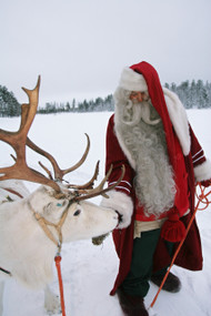 Book of raffle tickets - Win a trip to Lapland