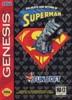 Superman The Death and Return - Genesis Game