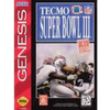Tecmo Super Bowl III (3) - Genesis Game