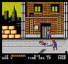Double Dragon Nintendo NES game footage gameplay image pic